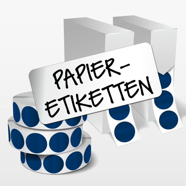 papier etiketten