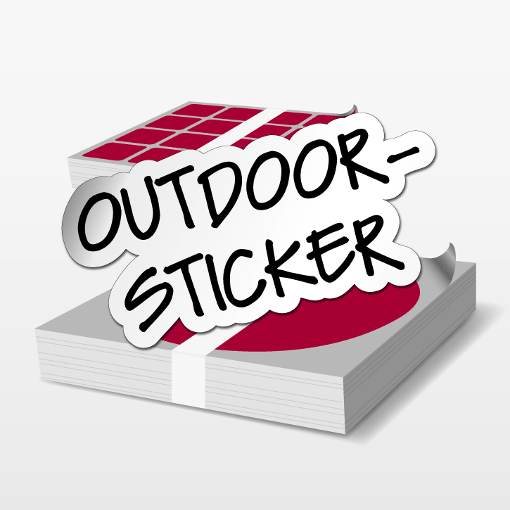 outdoor sticker
